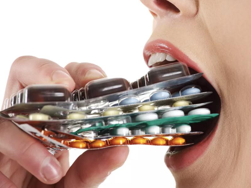 Resultado de imagen para consumo antibioticos