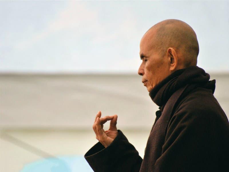 15 Inspiradoras Frases De Thich Nhat Hanh Para