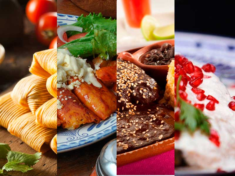 5 Platillos De La Cocina Tradicional Mexicana Patrimonio Cultural