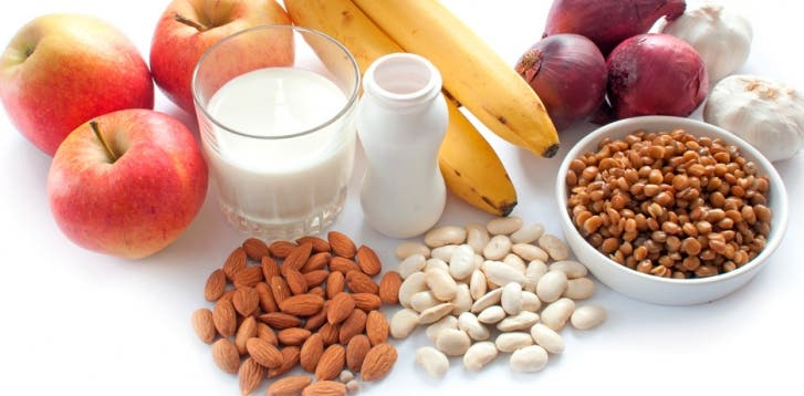5 formas de incluir alimentos prebi ticos en tu dieta - Alimentos con probioticos y prebioticos ...